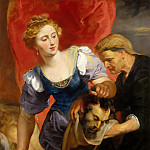 Peter Paul Rubens -- Judith with the Head of Holofernes, Peter Paul Rubens