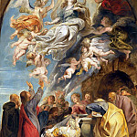 Peter Paul Rubens - The Assumption of Mary - 1620 -1622