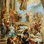 The Miracles of Saint Francis of Paola, Peter Paul Rubens