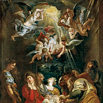 Circumcision of Christ – 1605, Peter Paul Rubens
