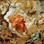 Sacrifice of Isaac, Peter Paul Rubens