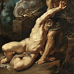 Peter Paul Rubens - Cain slaying Abel --