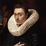 Peter Paul Rubens -- Portrait of a Young Man, Peter Paul Rubens