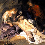 The Lamentation - 1614, Peter Paul Rubens