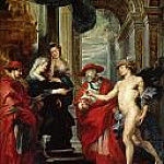Angoulême contract, Peter Paul Rubens