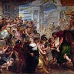Peter Paul Rubens - The Rape of the Sabine Women