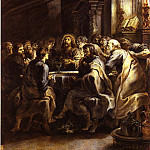 The Last Supper - 1632, Peter Paul Rubens