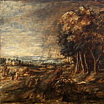 Landscape -- , Peter Paul Rubens