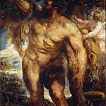 Peter Paul Rubens -- Hercules in the Garden of the Hesperides, Peter Paul Rubens