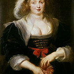 Peter Paul Rubens - Helena Fourment - ок 1630 -1632
