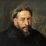 Портрет монаха, Peter Paul Rubens