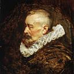 Portrait of a Gentleman , Peter Paul Rubens