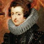 Elizabeth, of France, Queen, consort of Philip IV, King of Spain, Peter Paul Rubens