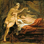 Amor and Psyche, Peter Paul Rubens