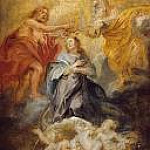 The Coronation of the Virgin, Peter Paul Rubens