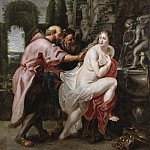 Peter Paul Rubens - Susanna and the Elders [After]