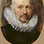 Head of an Old Man, Peter Paul Rubens