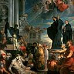 Peter Paul Rubens - Miracle of Saint Francis Xavier