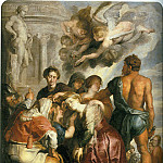 Martyrdom of St Catherine, Peter Paul Rubens