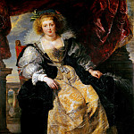 Peter Paul Rubens - Helena Fourment - ок 1631
