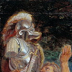 Romulus setting up a Trophy -- c. 1625-7, Peter Paul Rubens