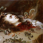 Rubens Head Of Medusa, Peter Paul Rubens