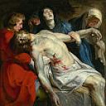 Peter Paul Rubens - The Entombment