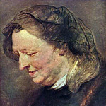 Peter Paul Rubens - Old woman - 1616 -1618