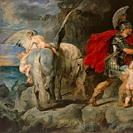 Peter Paul Rubens - Perseus Freeing Andromeda