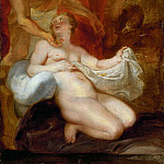Peter Paul Rubens -- Jupiter and Danae, Peter Paul Rubens