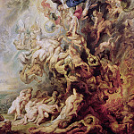 Small Last Judgement, Peter Paul Rubens