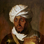 Peter Paul Rubens -- Moorish King , Peter Paul Rubens