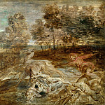 The Hunt, Peter Paul Rubens