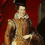 Peter Paul Rubens - Johanna, Archduchess of Austria, Grand Duchess of Tuscany