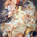 Peter Paul Rubens - Apotheosis of King James I
