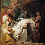 Peter Paul Rubens -- Entombment of Christ, Peter Paul Rubens