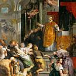 Miracle of Saint Ignatius Loyola, Peter Paul Rubens
