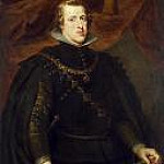 Peter Paul Rubens - Portrait of King Philip IV