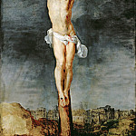 Peter Paul Rubens - Peter Paul Rubens -- Christ on the Cross
