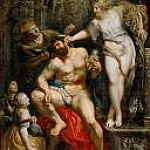Peter Paul Rubens - Hercules and Omphale