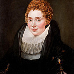 Portrait of a lady, Peter Paul Rubens