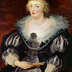 Peter Paul Rubens - Catherine Manners, Duchess of Buckingham - около 1625 - 1629