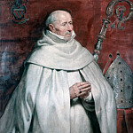 Matthaeus Yrsselius , Abbot of Sint-Michiel s Abbey in Antwerp, Peter Paul Rubens