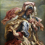 Peter Paul Rubens - Minerva slaying Discord