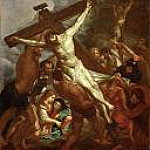 L'Erection de la Croix-the raising of the Cross, Peter Paul Rubens
