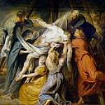 Descent from the Cross, Peter Paul Rubens