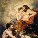 The Fate Spinning Maries Destiny - 1622 - 1625, Peter Paul Rubens