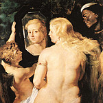 Venus at a Mirror, Peter Paul Rubens