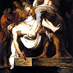 The Entombment - 1611- 1612, Peter Paul Rubens