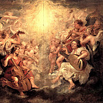 Music Making Angels - 1628, Peter Paul Rubens